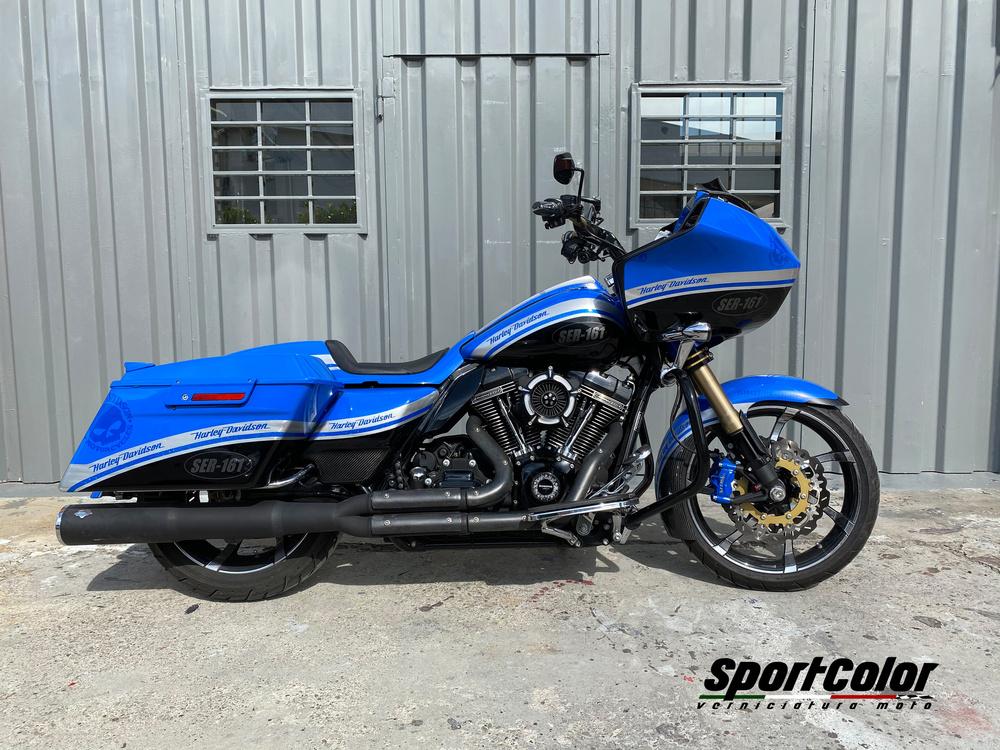 Harley Davidson  - 12